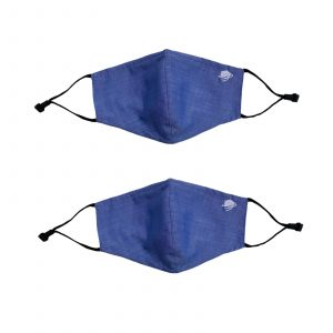 2 blue airmask